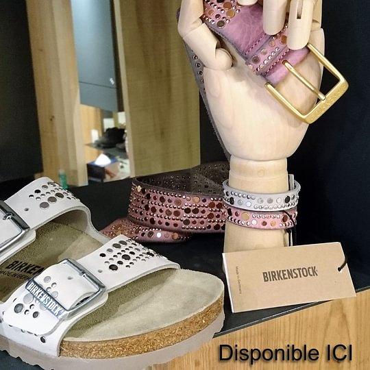 Ceinture et bracelet Birkenstock