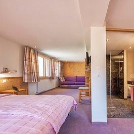 Hotelzimmer delux