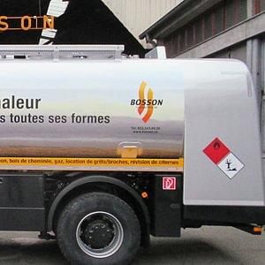 Bosson Combustibles SA