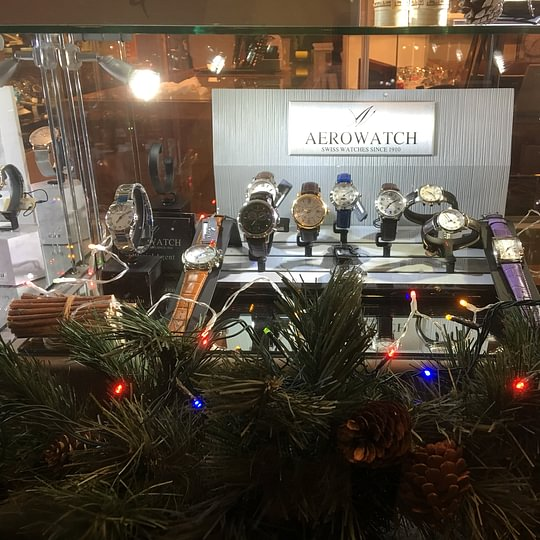 Aerowatch Swiss made neu im Sortiment