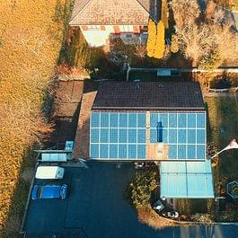Solaranlage Safenwil
