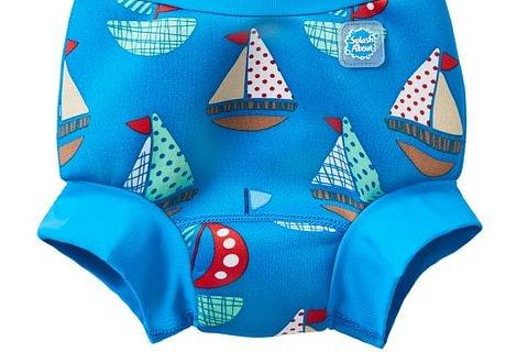 Happy Nappy - die wirklich auslaufsicheren Schwimmwindeln von Splash About