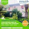 Vendesi a Ligornetto casa bifamiliare con ampio giardino