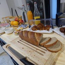 petit déjeuner 12chf