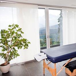 Massageräumlichkeiten in Flims Laax Falera