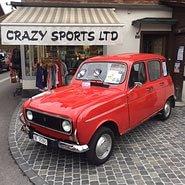 Crazy Sports Ltd
