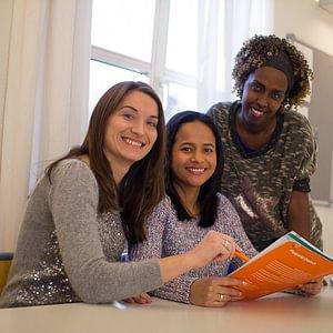 Deutschkurse für Frauen