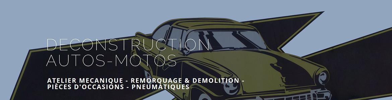 Déconstruction Autos-Motos SA