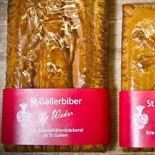 Weder Ihre Spezialitätenbäckerei St. Gallen - Spekulatius
