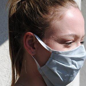 Bio- Mehrweghygienemasken 100% Baumwolle Popeline, Waschbar 95° gute Atmungsaktivität, verschiedene Farben, Stück Fr. 23.00