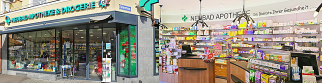 Neubad-Apotheke & Drogerie