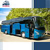 54 Seater confortable Bus