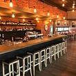 unsere Bar Theke