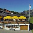 Berghotel Sartons im Sommer