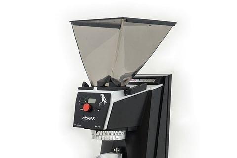 Eureka, Etzinger etzMax, Macap, Kaffeemühlen für Siebträger Kaffeemaschinen