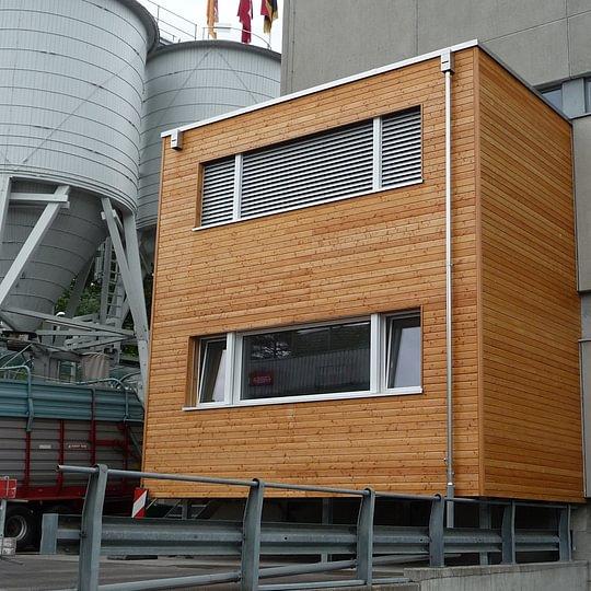 Anbau, Holzbauwerk AG Ittigen