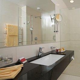 Smart Badezimmer GAIA HOTEL