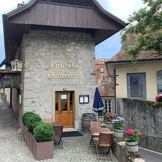La Pinte du Chatelard - Corsier-sur-Vevey