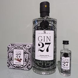 Baumgartner & Co. AG, St. Gallen - Gin 27 Appenzeller