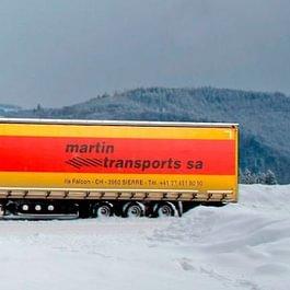 Martin Transports SA