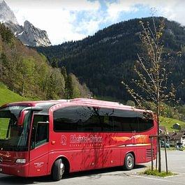 Rheintal Reisen Sieber, Diepoldsau - Mercedes-Benz Tourino in Wildhaus
