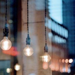 Licht im Raum / Leuchten