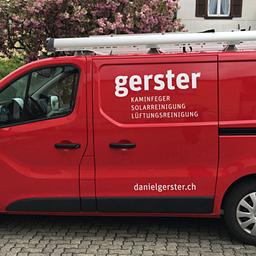 Daniel Gerster Kaminfegermeister, Schochenhausstrasse 10A, 9315 Neukirch (Egnach)