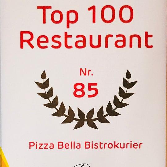 Top Pizza Auszeichnung