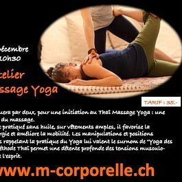 Thaï massage Yoga