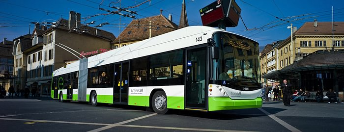 transN - Transports Publics Neuchâtelois SA