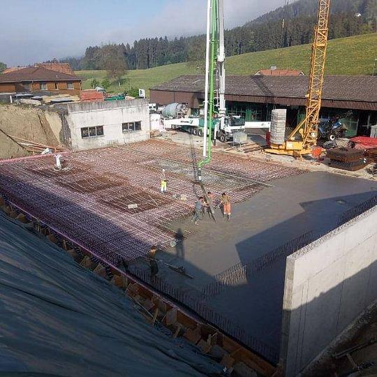 Landmaschinen Rüsch AG Speicher