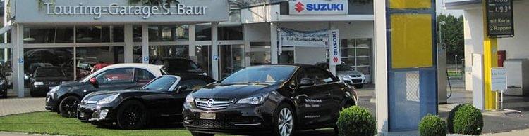 Touring-Garage & Carrosserie Stefan Baur AG