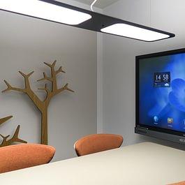 Touch-Screen Lösungen für Sitzungszimmer