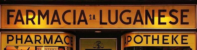 Farmacia Luganese SA