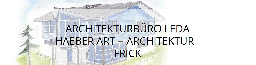 Leda Haeber Architektur