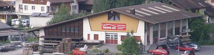 Nadig Bedachungs- und Bauspenglerei AG