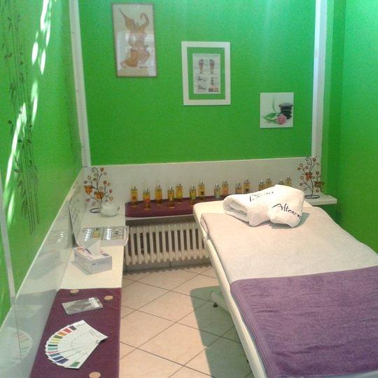 Cabine de Massages, Soins Bien-être et Soins Minceur