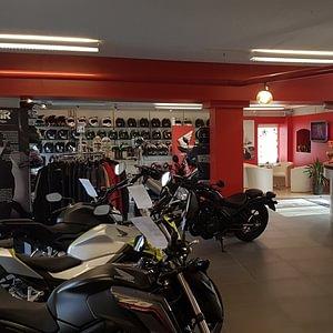 Honda Moto Peter Sommer 2- Rad- Sport AG