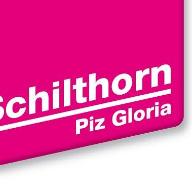 Schilthornbahn Interlaken Region Berner Oberland