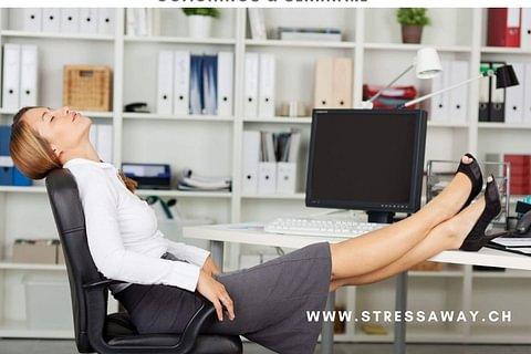 Ernährungsberatung in Zürich. stress away®-Training zum Wunschgewicht