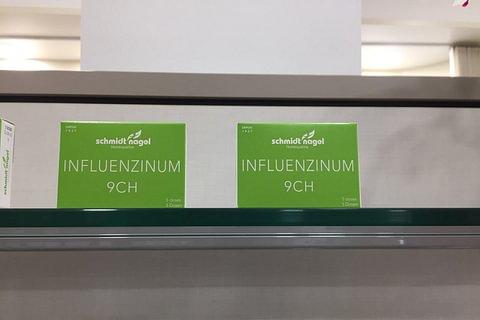 SN Influenzinum glob 9CH, 5 dosi x 1g