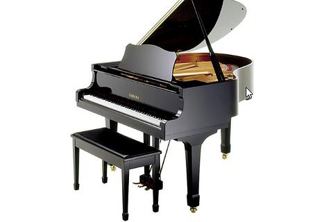 Piano Yamaha C3 186 cm