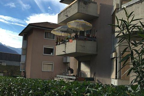 Grazioso appartamento 3.5 locali - Camorino