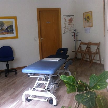 Notre salle de soin