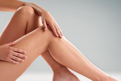 Epilation définitive demi-jambes
