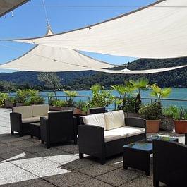 Tresa Bay Hotel - Sundeck
