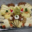 Käse und Vesperplatte