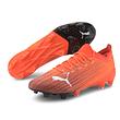 Puma Ultra 1.1 FG/AG Fussballschuhe Orange/Puma black