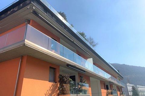 Lugano-Barbengo Attico di alto standing con roof garden e piscina
