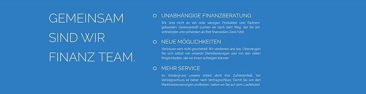Finanz Team Schweiz GmbH